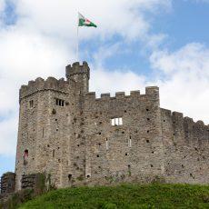 Château médiéval de Cardiff